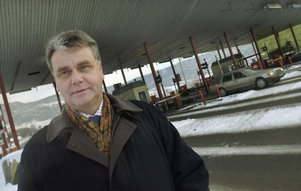 <p><b>BOMVETERAN:</b> Sigmund Aasly er styreleder i Oppland bompengeselskap og en veteran i det norske bom-miljøet.</p>
