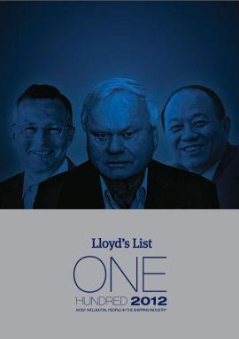 <p><b>PÅ FORSIDEN:</b> John Fredriksen pryder Lloyds List.<br/></p>