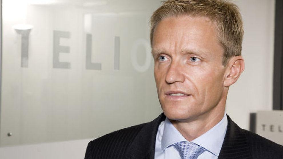 <p><b>FØRJULSHOPPING:</b> Erik Lunde og Telio tar over bredbåndselskapet NextGenTel fra TeliaSonera.<br/></p>
