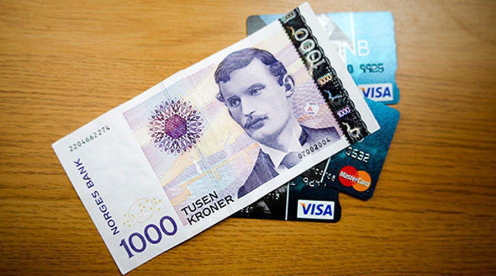 <p><b>Tett pengesluket:</b> Shopper du for mye med kredittkort? Få oversikt med Dine Pengers månedsbudsjett.<br/></p>