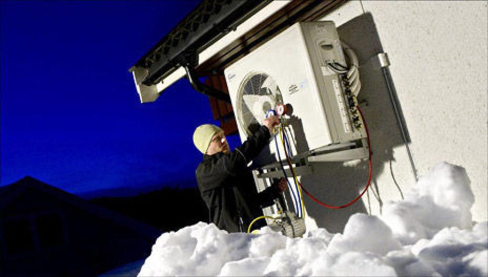 <p><b>De beste varmepumpene:</b> Testen viser de beste luft-til-luft-varmepumpene.<br/></p>