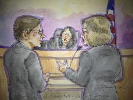 <p><b>TILTREKKER PSYKOPATER:</b> Advokatyrket er ifølge Dutton et av yrkene psykopater trekkes til. Bildet er et illustrasjonsfoto.<br/></p>