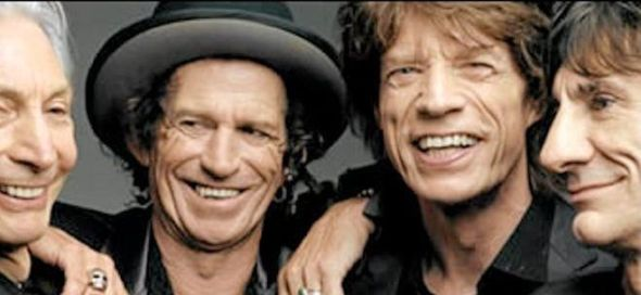 <p><b>LEGENDER:</b> The Rolling Stones består i dag av Charlie Watts (fra venstre), Keith Richards, Mick Jagger og Ronnie Wood.<b><br/></b></p>