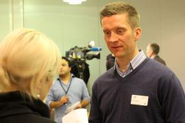 <p>AVHENGIG: Anders Sjøløkken fra FMC Technologies sier de ville vært sjanseløse uten arbeidsinnvandring. Av subsea-gigantens 4.000 ansatte i Norge er 726 utlendinger. Mange av dem med fagkompetanse nødvendig for større prosjekter.<br/></p>