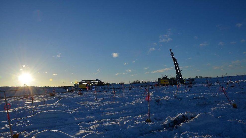 <p><b>JOBBER PÅ SPRENG:</b> Northland Resources skal være i samtaler med et svensk konsortium som kan komme til å overta gruvevirksomheten i Pajala.</p>