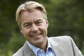 <p>Finansdirektør Jesper Göransson i Peab følger utviklingen i Northland nøye.<br/></p>