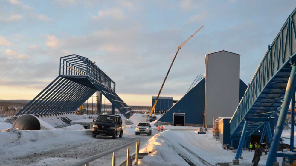 <p><b>TRENGER PENGER:</b> Northland Resources trenger penger for å kunne bygge ferdig malmgruven i Kaunisvaara i Pajala i Norrbotten i Sverige.</p>