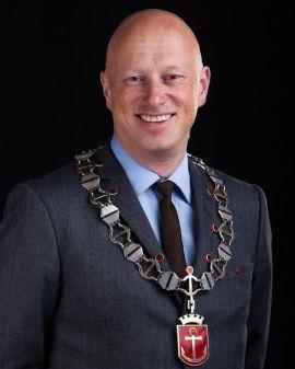 <p><b>IKKE BEKYMRET:</b> Narvik-ordfører Tore Nysæter.<br/></p>