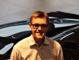 <p><b>-BETYR UTROLIG MYE:</b> Christian Stenbo hos den norske Porsche-importøren mener 911-modellen er ekstremt viktig for merkevaren Porsche.<br/></p>