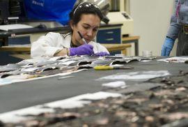 <p><b>BRANNTILLØP:</b> Den amerikanske flyhavarikommisjonen jobber fortsatt med å finne ut hva som forårsaket overopphetingen av batterier i Dreamliner.<br/></p>