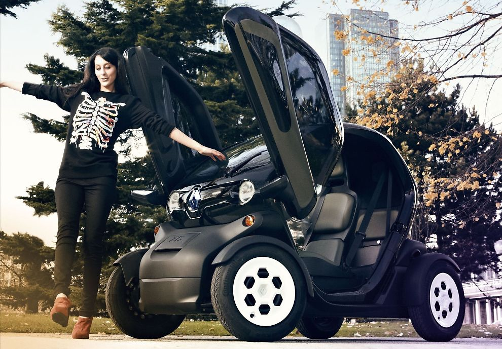 Renault twizy norge
