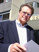<p><b>NATURLIG:</b> Fylkesordfører Jon Aasen (Ap) synes ikke det er rart at Møre og Romsdal troner øverst.</p>