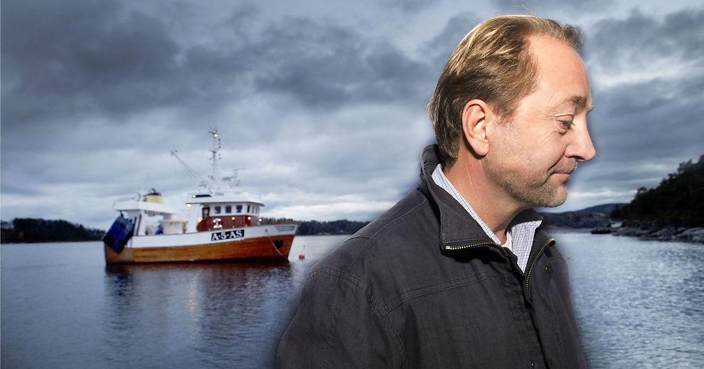 <p><b>FISKEREN FRA MOLDE:</b> Aker-systemet, med Kjell Inge Røkke i spissen, har fått betydelige midler av Innovasjon Norge. Dette har skjedd gjennom at selskaper Aker eier helt eller delvis, har fått enten lån eller direktestøtte.</p>