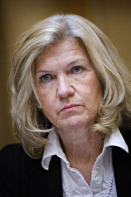 <p><b>GRÜNDERNE SKAL HA:</b> Borghild Tenden (V) reagerer på at etablerte storbedrifter får Innovasjon Norges penger.</p>
