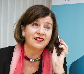 <p>Direktør Randi Flesland i Forbrukerrådet ber nå om handlekraft fra bankene.<br/></p>