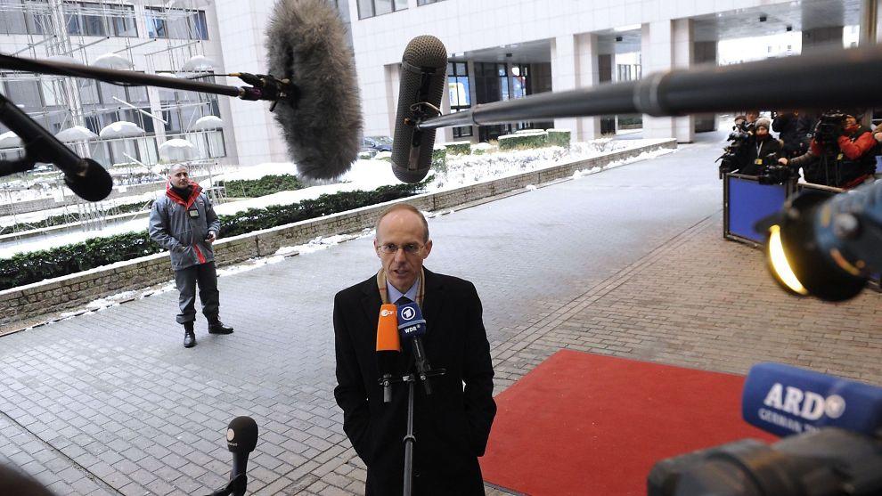 <p><b>MER ÅPENHET:</b> Finansminister Luc Frieden lover mer åpenhet i Luxembourg.<br/></p>