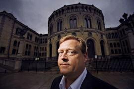 <p><b>FOR HØYT:</b> Harald T. Nesvik (Frp) mener Innovasjon Norge har for mange styrer, og bruker for mye penger på styrehonorarer.</p>