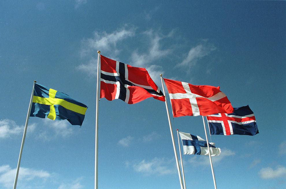 <p><b>DANMARK PÅ TOPP:</b> Av de nordiske landene her det den danske staten som forsyner seg mest når det gjelder skatter og avgifter. Norge har nest lavest beskatning etter Island.<br/></p>