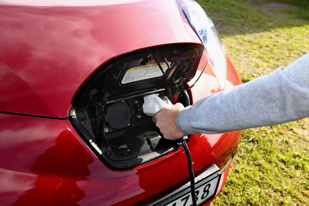 <p><b>STERK STRØM:</b> Nissan Leaf leder an av elbilene i Norge, men i løpet av året kommer det en rekke nye elbiler i flere nye segmenter.<br/></p>