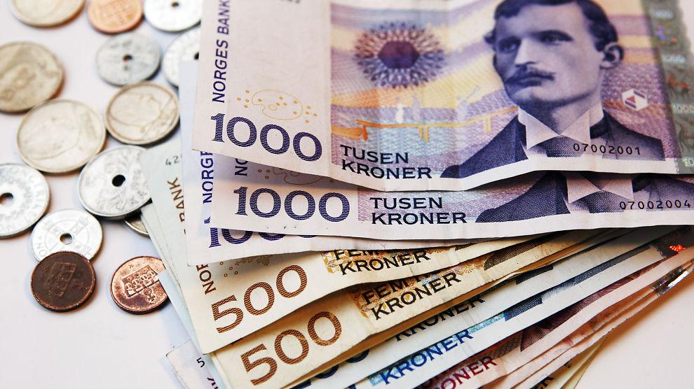 <p>CASH: Økonomer og teknologer er så ettertraktet at deres lønn er konjunktur-uavhengig. Foto: Gorm Kallestad / SCANPIX .</p>