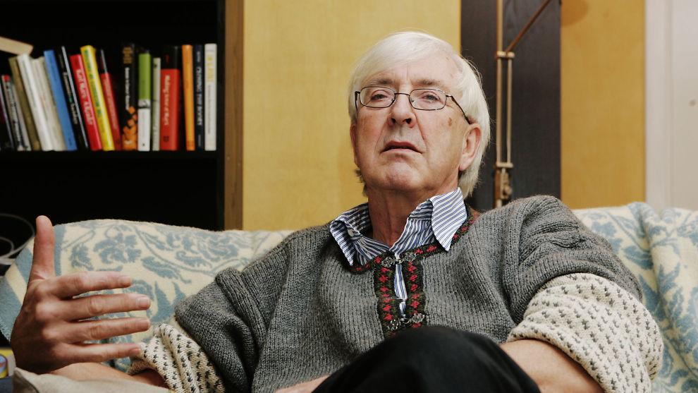<p>KRASS: Professor Jon Elster er ikke nådig mot økonomene.<br/></p>
