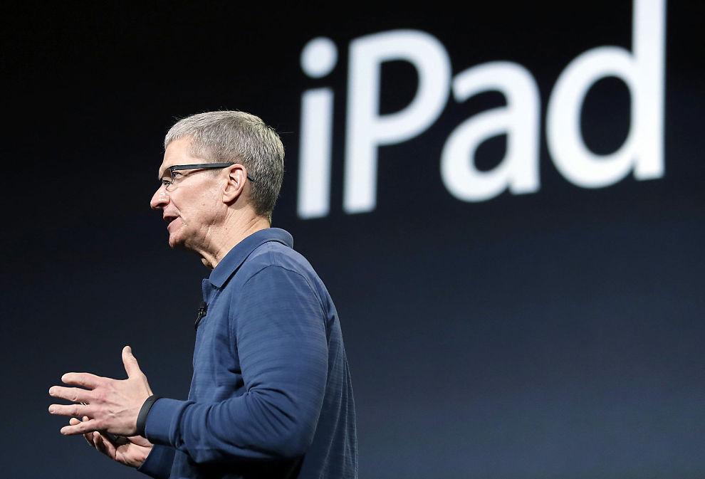 <p><b>SKATTETRIKSER?</b> Apples toppsjef Tim Cook skal i dag møte foran en senatskomite i Washington. IT-giganten Apple er beksyldt for å bruke et komplisert nettverk av utenlandske datterselskaper, for å unngå beskatning i hjemlandet USA.</p>