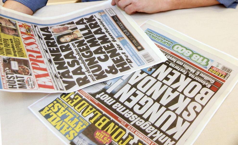svenske aviser