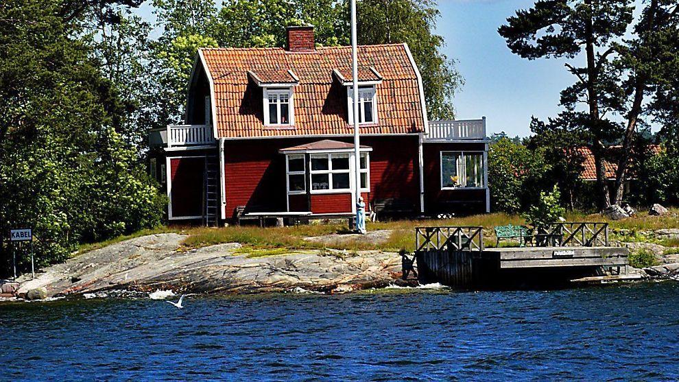 Kjøpe hytte i sverige