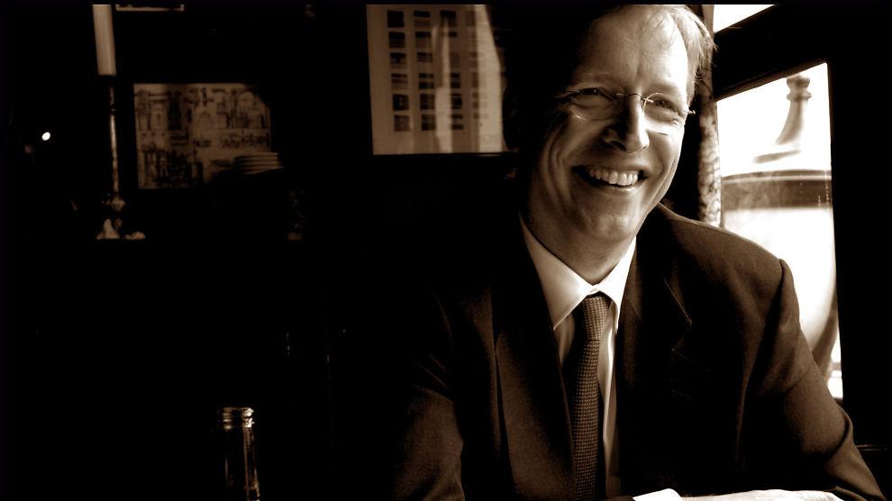 <p><b>SKYHØY RENTE:</b> Styreleder i Folkia, Stig Herbern, sier det er etterspørsel etter selskapets tjeneste. - Vi har en stabil, lojal kundeportefølje, sier han.</p>
