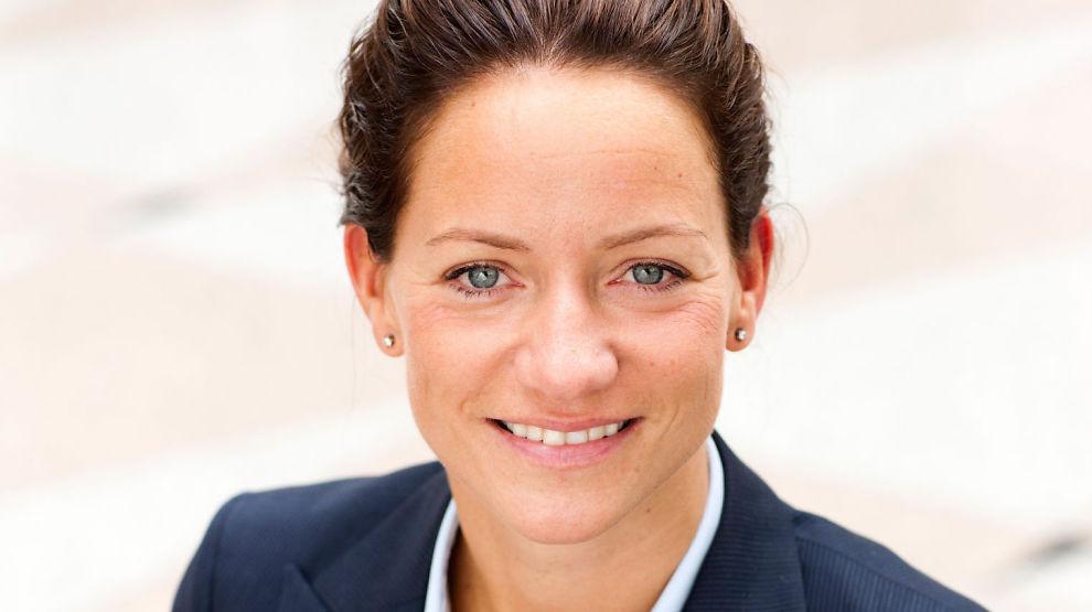 <p><b>TOPPLEDER:</b> Hege Yli Melhus var på jobbjakt da hun ble kåret til årets ledertalent i E24. Bildet er fra 2011.</p>