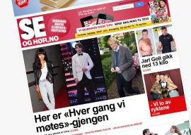 <p><b>KOMMER TIL DB?</b> Vil Se og Hørs nettutgave få saker publisert på Dagbladet, nå som de har fått felles eier?<br/></p>