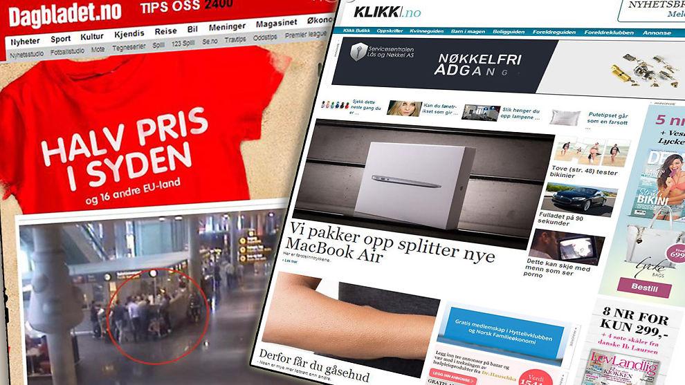 <p><b>USIKKERHET:</b> Egmont Hjemmet Mortensens forbrukerside Klikk.no har nytt godt av trafikken publiseringen på Dagbladets hjemmeside har gitt. Nå er usikkerheten rundt avtalen stor, all den tid Dagbladet er kjøpt opp av Egmonts erkerival Aller Media, som har sin egen forbrukerside.<br/></p>