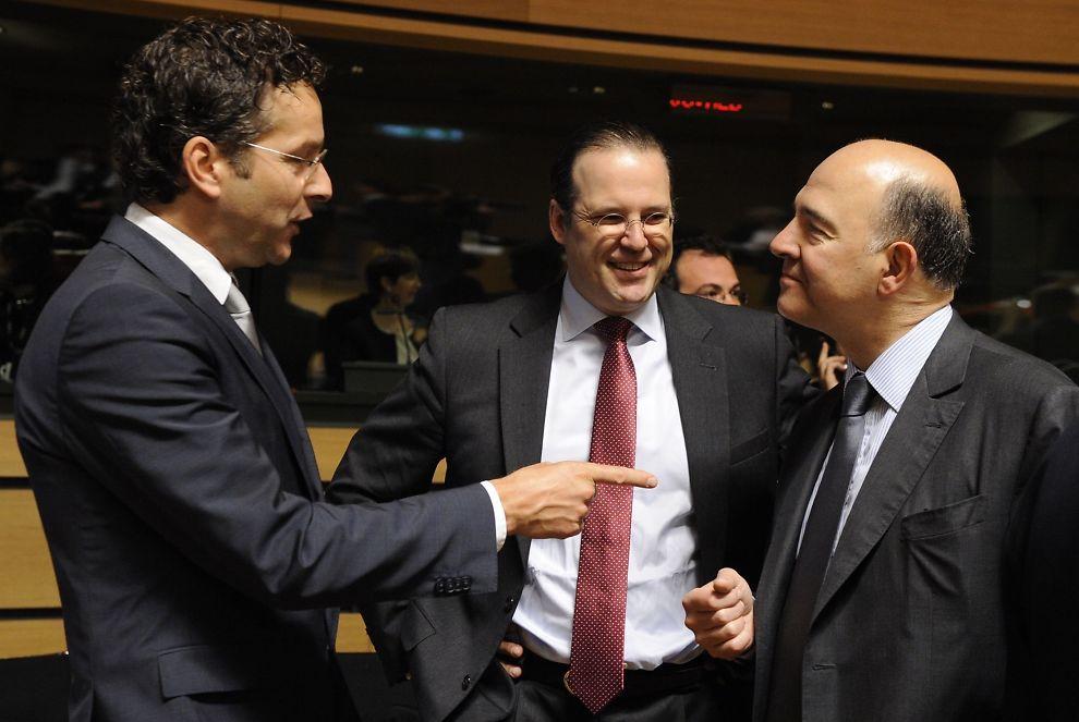EUs finansministre enige om bankregler - Makro og politikk ...