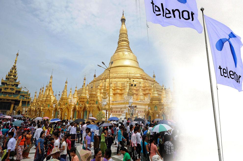<p><b>VANT LISENSKAMP:</b> Telenor har nådd frem med sin søknad om å få en landsdekkende lisens for telekommunikasjonstjenester i Myanmar.</p>