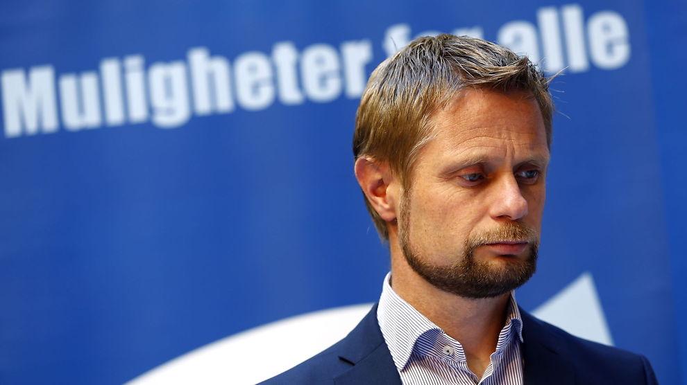 <p><b>VIL GJØRE MER:</b> Høyres Bent Høie vil gjøre mer for å legge til rette for arbeidsinnvandring om han og partiet overtar makten etter valget. Dog lukter det splittelse blant de blå, med et mer skeptisk Frp.<br/></p>