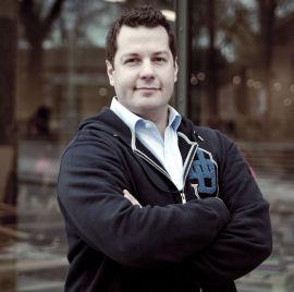 <p><b>SER MULIGHETER:</b> Jotta-gründer Roland Rabben mener personvern kan bli en eksportartikkel for norsk IT-bransje.<br/></p>