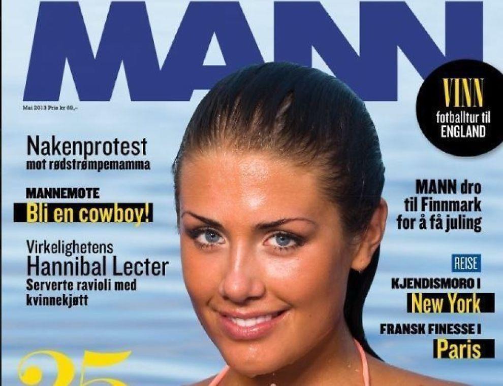 logg bladet mann hjemmeside