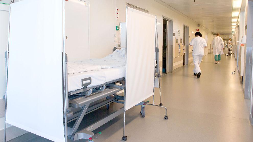 <p>HELSESATSING: Norge bruker rundt 45.000 kroner på helse per innbygger. Det er nest mest i OECD.<br/></p>