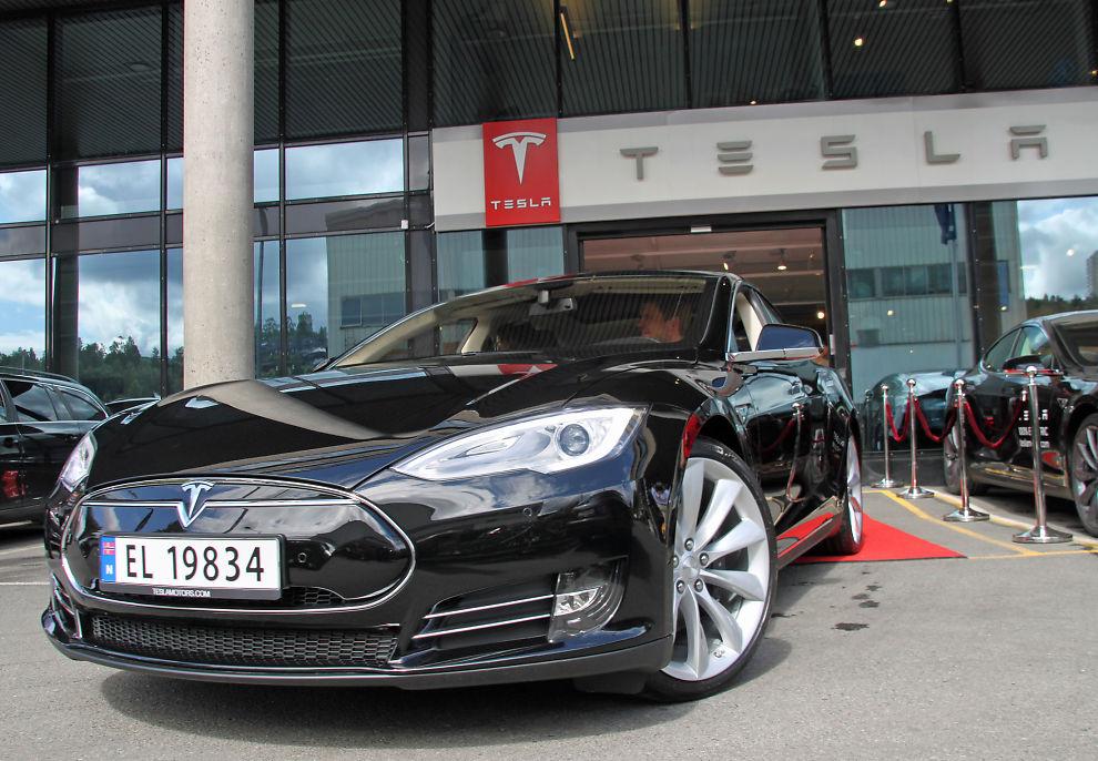 Tesla norge forhandler