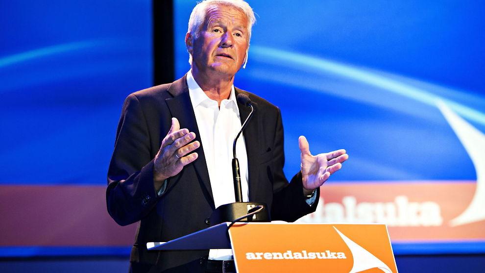 <p><b>GJØR SEG UPOPULÆR:</b> Tidligere Ap-partileder Thorbjørn Jaglands utspill om at partiet ikke konsentrerer seg om å vinne valget skaper reaksjoner.</p>