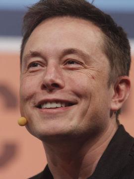 <p>Elon Musk<br/></p>