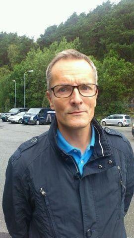<p>Tom Joensen, rådmann i Bremanger kommune</p>