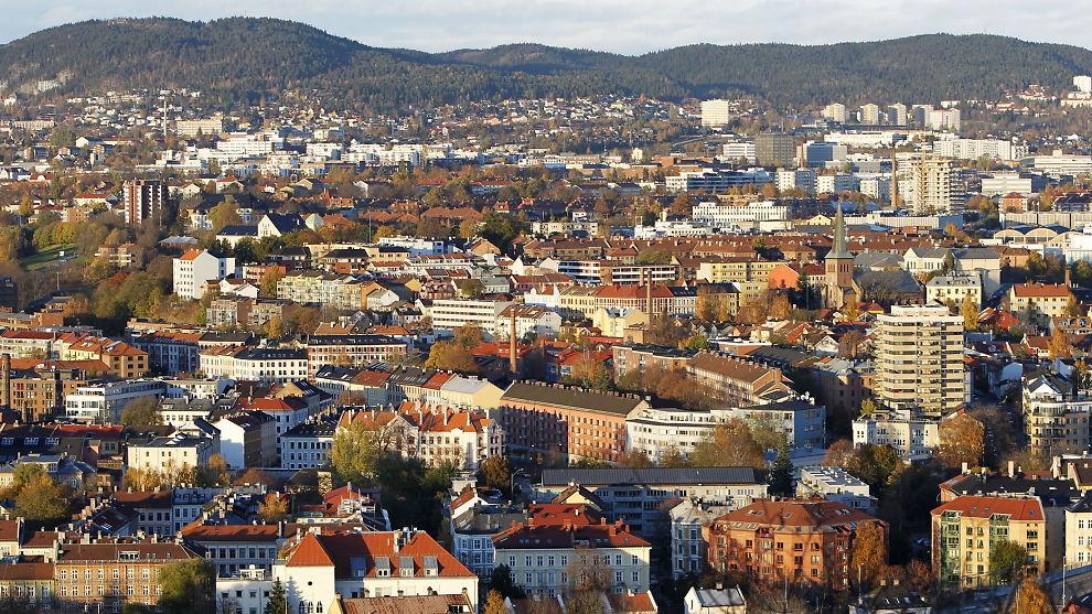 <p><b>FÅR HØYDESKREKK:</b> Det internasjonale pengefondet mener boligmarkedet i Norge er overpriset.</p>