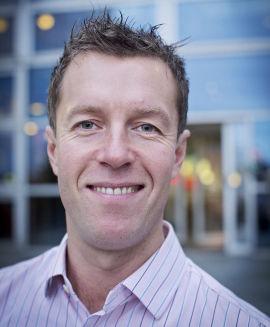 <p>Informasjonssjef Lasse Sandaker-Nielsen i Norwegian<br/></p>