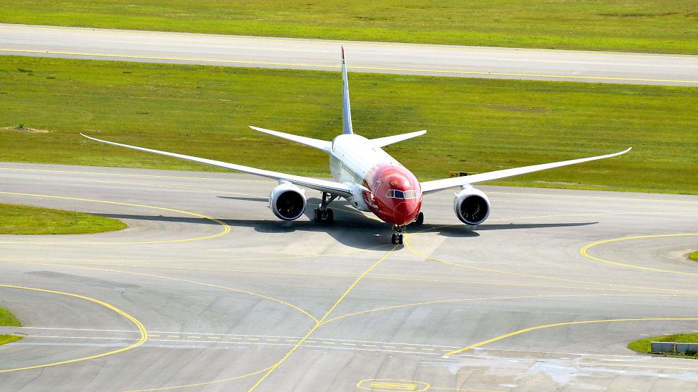 <p><b>MER TRØBBEL:</b> 70 passasjerer fikk ikke bli med en flygning med Norwegians 787 Dreamliner.<br/></p>