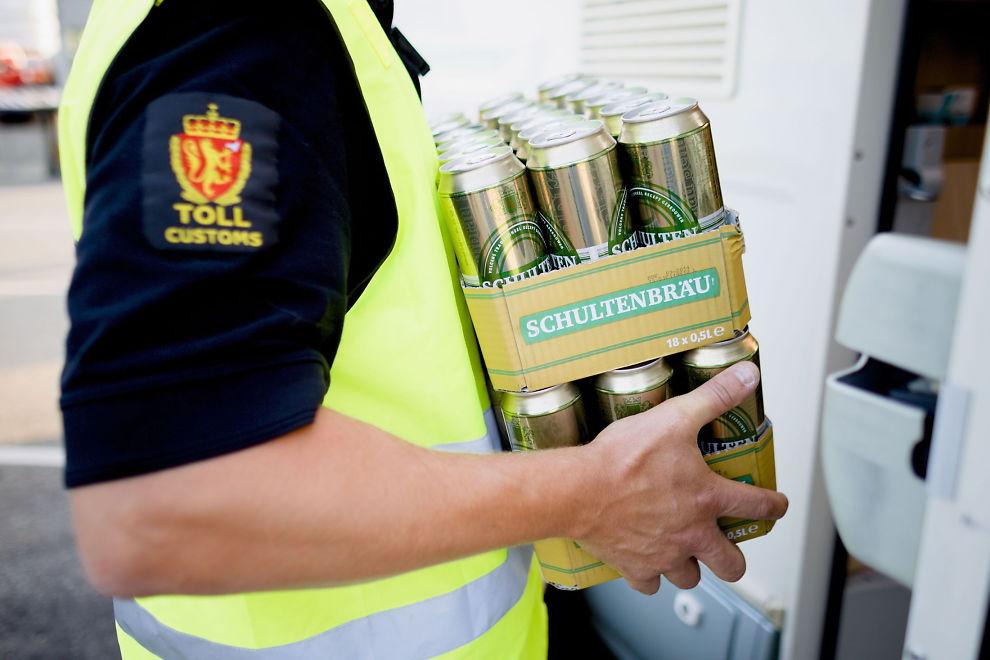 Alkohol kvote straff