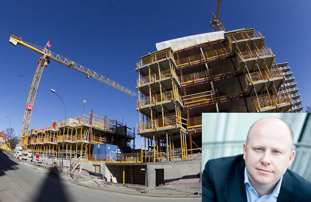<p><b>SOLGTE FÆRRE:</b> - Vi opplever relativt god etterspørsel etter boliger i prissegmentet to til fire millioner kroner, men det er blitt vanskeligere å selge dyrere boliger, sier administrerende direktør Baard Schumann</p>