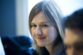 <p><b>OVERRASKET:</b> Seniorøkonom Katrine Boye i Nordea Markets.<br/></p>