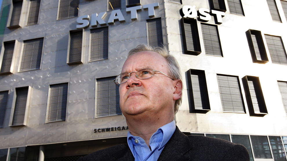 <p><b>JAKTER FORMUER</b>: Skattekrimsjef Jan-Egil Kristiansen og resten av Skatt Øst mener det har blitt vanskeligere å skjule formuer i utlandet.<br/></p>