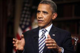 <p><b>GIR SEG IKKE:</b> President Barack Obama.<br/></p>